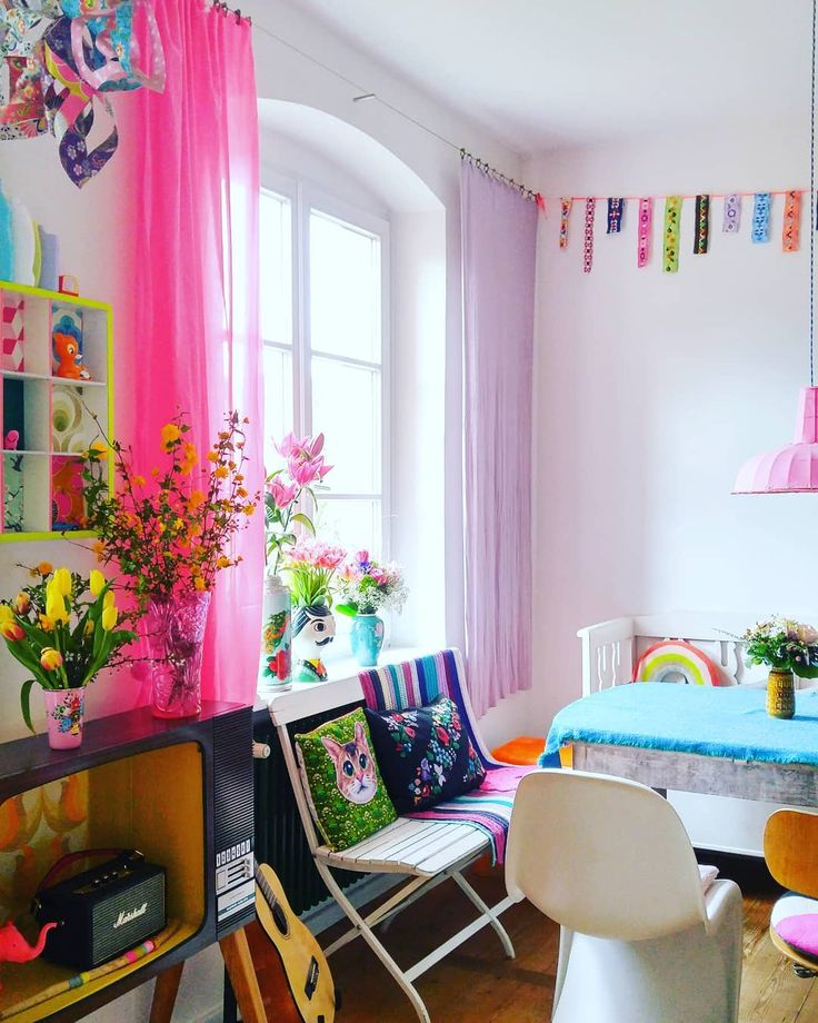 Whimsical Bedroom Decorating Ideas: Whimsical Kid Spaces