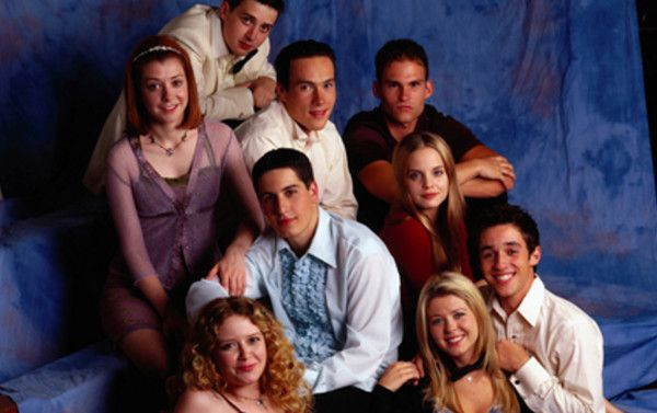 American Pie Cast Then With Images American Pie American