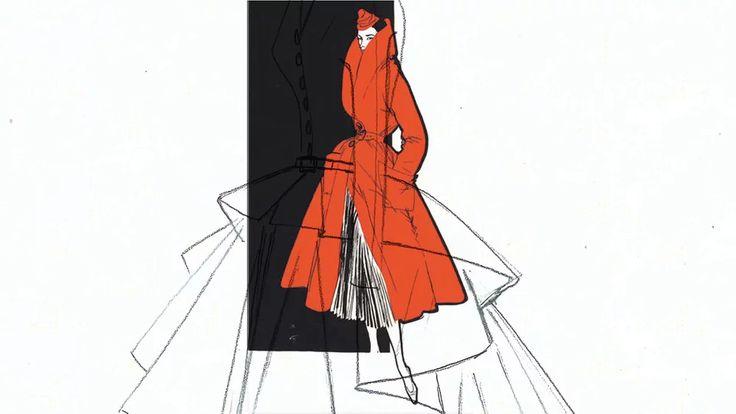 Dior Haute Couture Прохождение N ° 5 на Vimeo