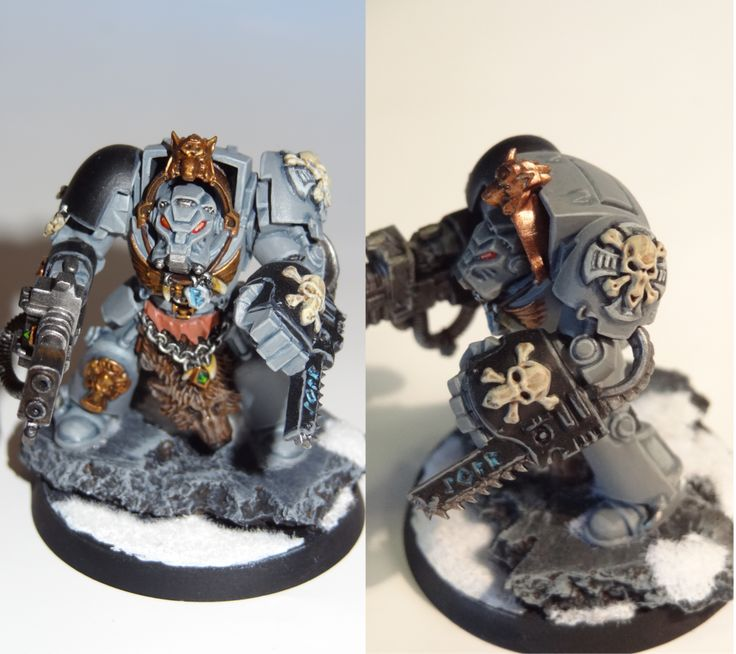 Space Wolves Terminator By TheEternalRangerdeviantart On DeviantArt
