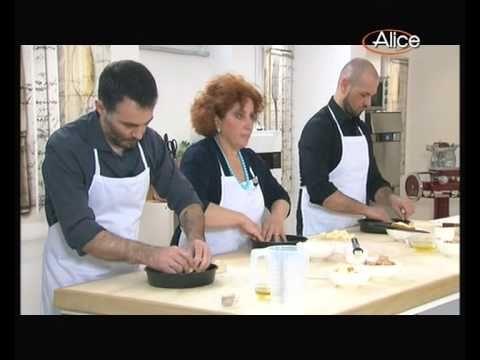 ▶ Accademia Montersino - La pizza senza glutine e la focaccia ripiena - YouTube
