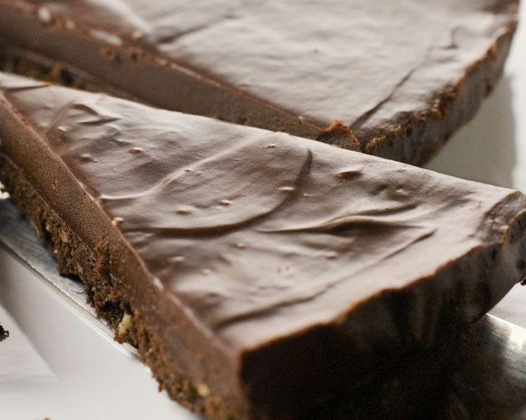 Chocolate Honey Almond Tart Recipe from GIADA restaurant in Las Vegas, Nevada by Giada De Laurentiis