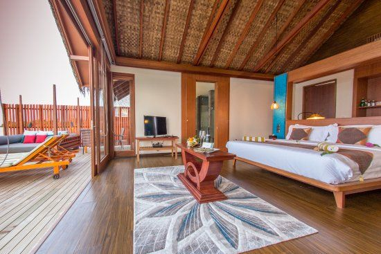 Furaveri Island Resort & Spa - guestroom