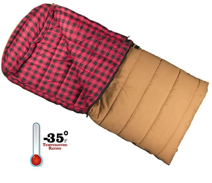 Rustic Ridge Elk Hunter -35 degree Sleeping Bag. We need ...