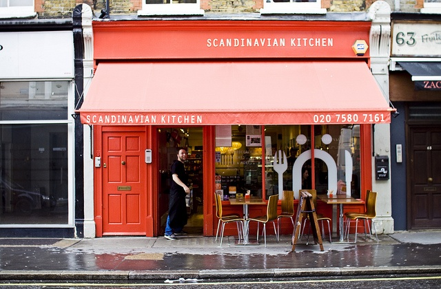 scandinavian kitchen london cafe dream pinterest