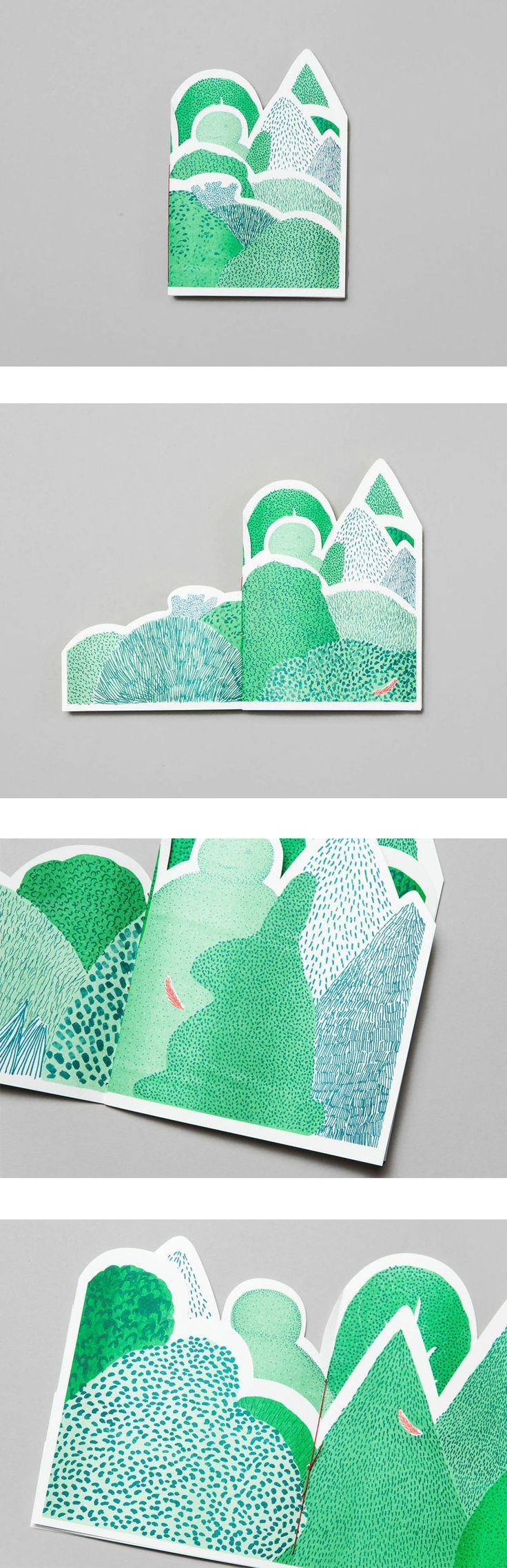 Love how simple patterns can be used to form images.YOUR-MIND: