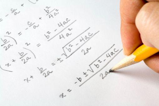 Fórmula de Bhaskara aplicada em um problema da vida real