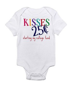 Adorably cheeky and comfortable, this bodysuit lets Baby show off some 'tude while keeping cozily smooth. With a lap neck and snaps on bottom, it makes getting in and out a quick transition.