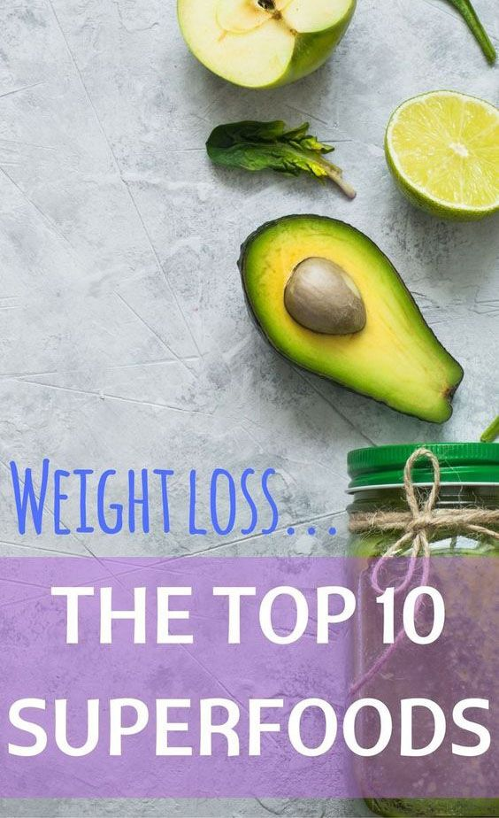 Top 10 Ingredients To Lose Weight – Medi Idea