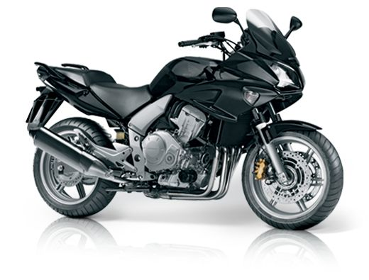 Elegant and easy to handle new CBF 1000 provides maximum driving enjoyment and provides another step further towards versatile motorcycling enjoyment. New CBF features sportier note and improved ergonomics. Its power provides flexibility and ease of