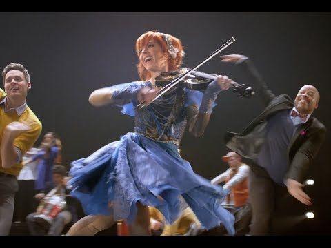 Transcendence (Orchestral) - Lindsey Stirling ft. Landfill Harmonic.