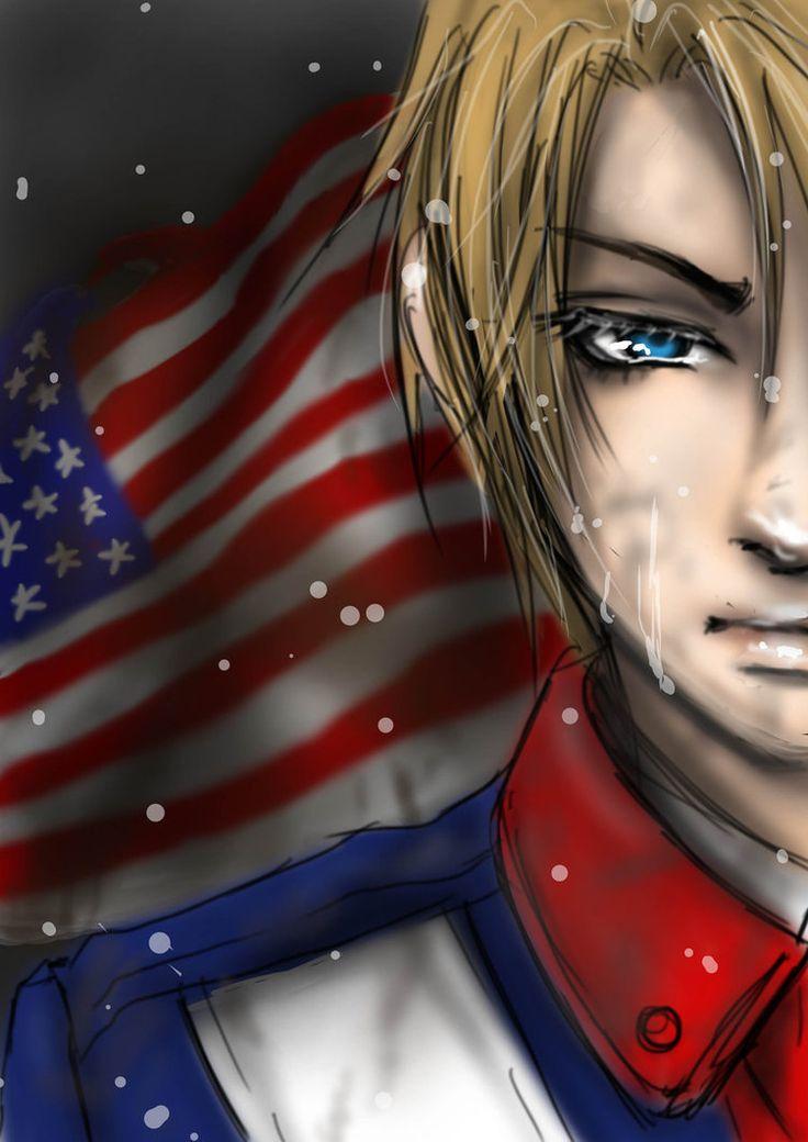 Hetalia American Revolution 30 best Dark He...