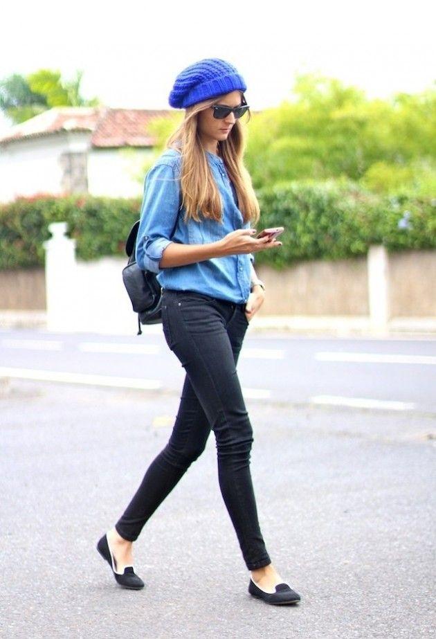 17 Beanie Outfit Ideas | fashionsy.com