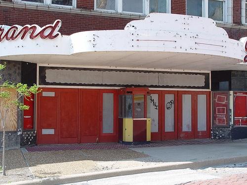 argosy casino movie theater