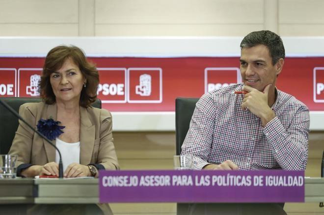 """El PSOE exige a Podemos que """"deje de enredar y de crear confrontación"""" ante el referéndum ilegal del 1-O"""
