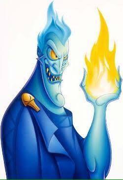 Incluso en dibujos animados se hacen representaciones de esta mitología