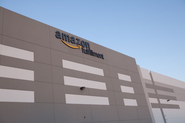 Here's the outside of our largest Fulfillment Center located in Phoenix, AZ