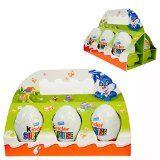 Kinder Surprise 6 Eggs Pack - 120g