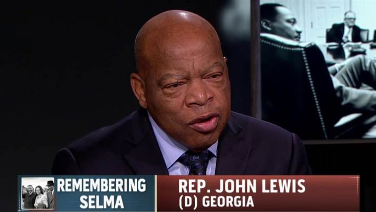 "Andrea Mitchell talks to Rep. John Lewis about the film ""Selma,"" which tells the story of the protests in Selma, Alabama 50 years ago that served as a pivotal moment in the nation's Civil Rights Movement."