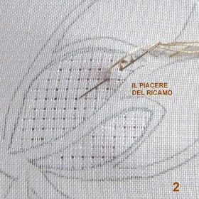 Pleasure bordados: Centro Tutorial com vinhetas No 2