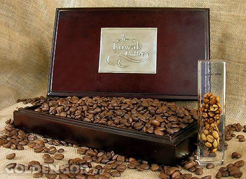 Самый дорогой кофе Kopi Luwak В поисках интересного материала о кофе я наткнулась на статью о самом дорогом кофе в мире. Интерес на половину смешался с удивлением. Оказывается, это кофе Kopi Luwak, ...