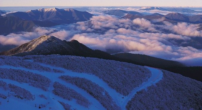 Mount Buller - Victoria - Australia