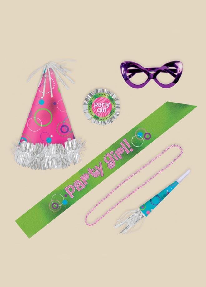 PartiPaketi Yılbaşı eğlence parti paketi, kadın 1 kişilk Markafoni'de 35,00 TL yerine 23,99 TL! Satın almak için: http://www.markafoni.com/product/3173452/