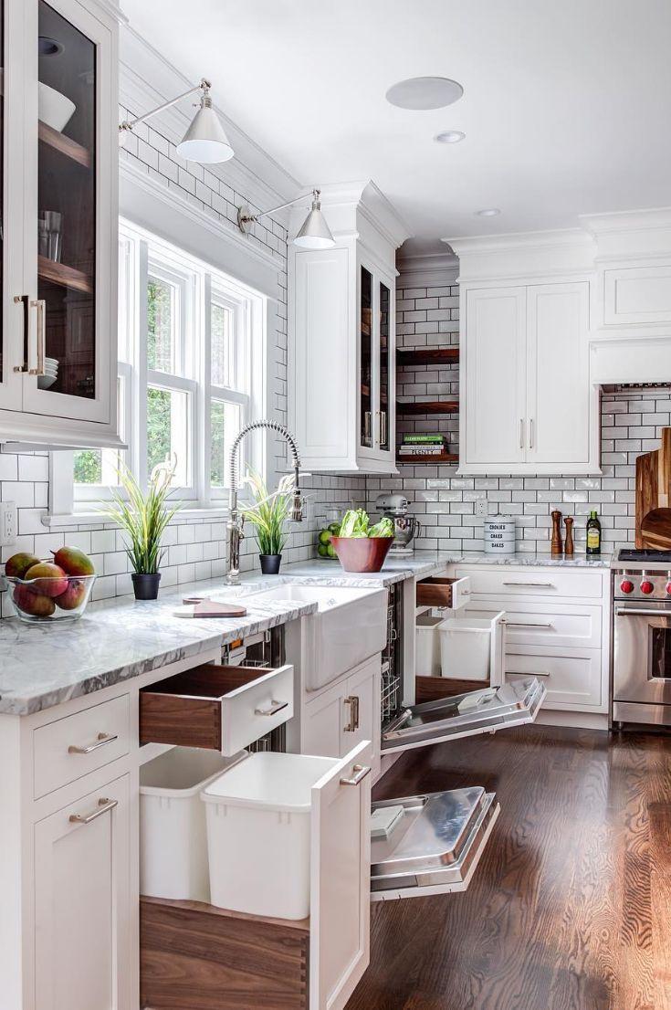 45 Sleek Inspiring Contemporary Modern Kitchen Design Ideas New 2019 Page 16 Of 46 Clear Crochet Contemporary Kitchen Remodel Kitchen Remodel Design Kitchen Inspirations