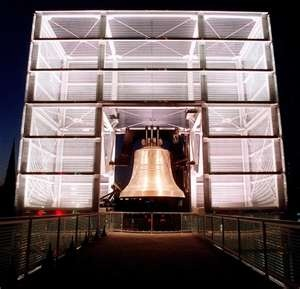 The World Peace Bell In Newport Ky Is The World S Largest