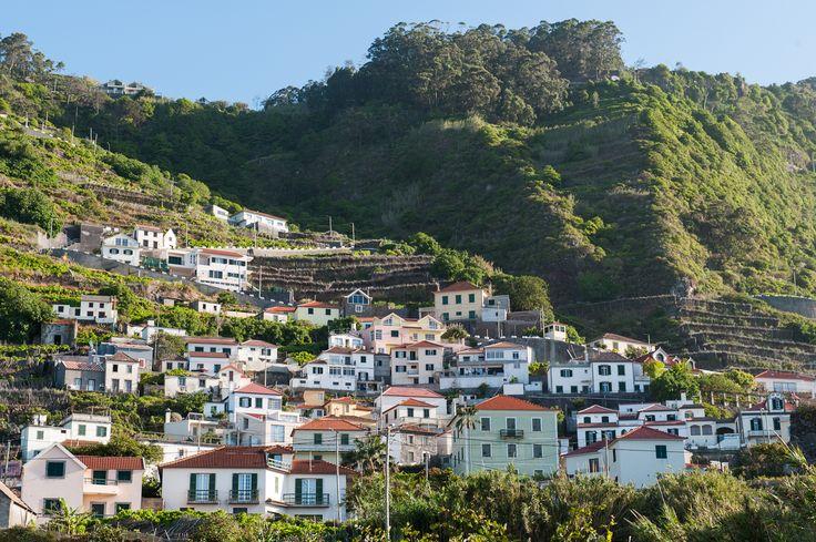 Porto Moniz - Beautiful village on the island Madeira - Portugal