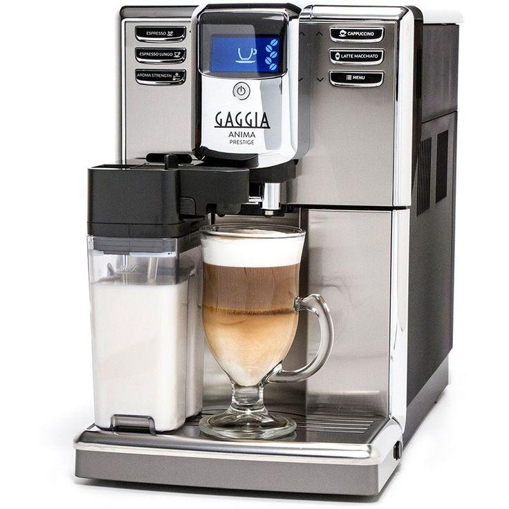 Refurbished Gaggia Anima Prestige Super-Automatic Espresso Machine