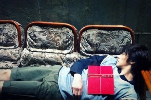 #Jung Il Woo #Nylon