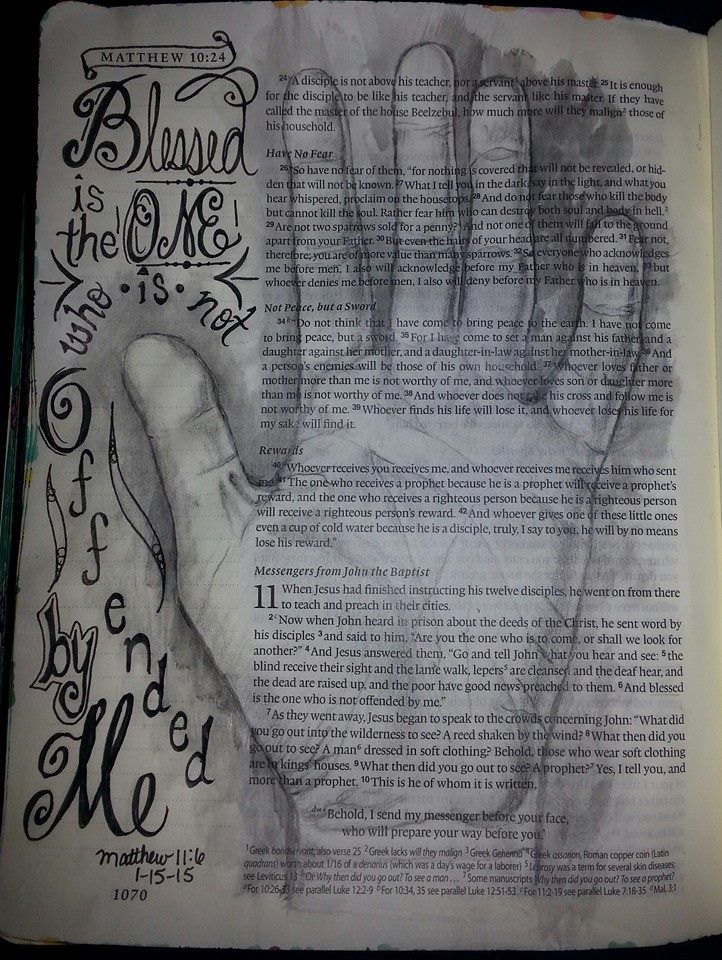 Created by: Susan Harris Weido‎ - Bible Journaling, Bible Art Journaling
