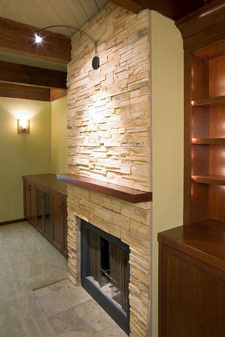 Fireplace Facades Ideas fireplace facade | bronze fireplace facade*marknewman on