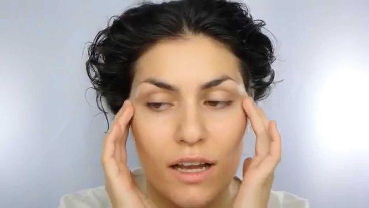 Естественный макияж пошагово| сияние кожи | легкий естественный HD