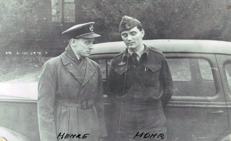 Helge Mehre, Wilhelm Mohr ca. 1942
