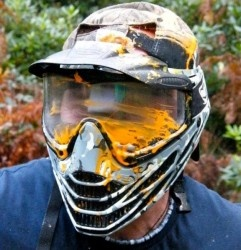 #stag do paintballing in Bournemouth