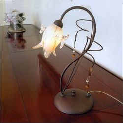 Floral Design Table Lamp SF1515.40
