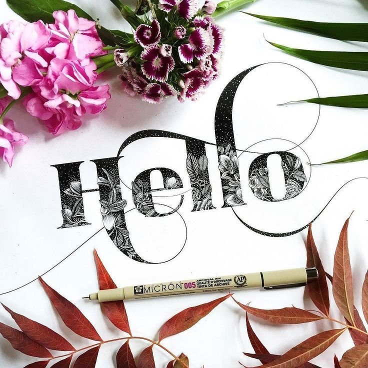 Always beautiful work by @littlepatterns - #typegang - typegang.com | typegang.com #typegang #typography