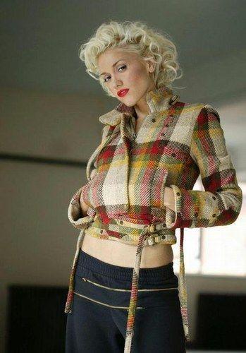 funky plaid (Gwen Stefani)