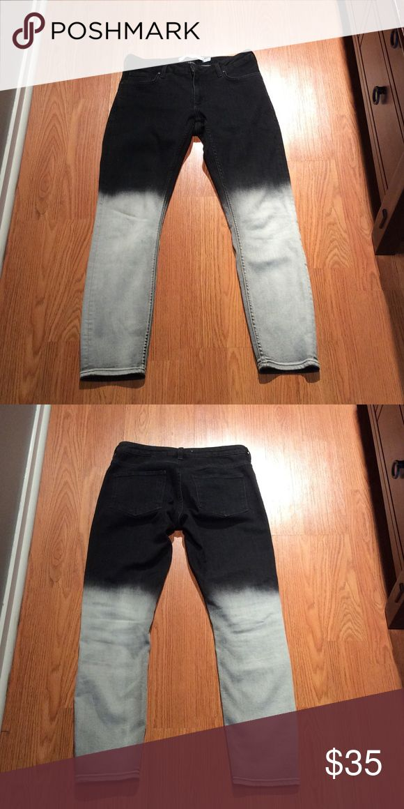 & Other Stories Ombré Jeans & Other Stories Ombré Skinny Jeans. Like new, never worn. Machine wash. & Other Stories Jeans Skinny