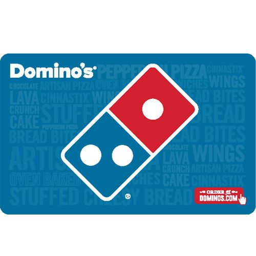awesome Domino's Pizza Gift Card - $25 $50 $100 - Email delivery   Check more at http://harmonisproduction.com/dominos-pizza-gift-card-25-50-100-email-delivery/
