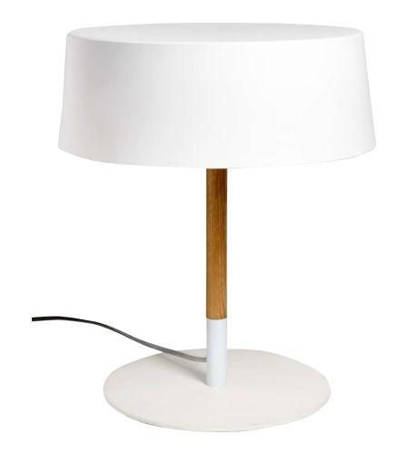 Simple Pendry Lampe de table blanche Habitat
