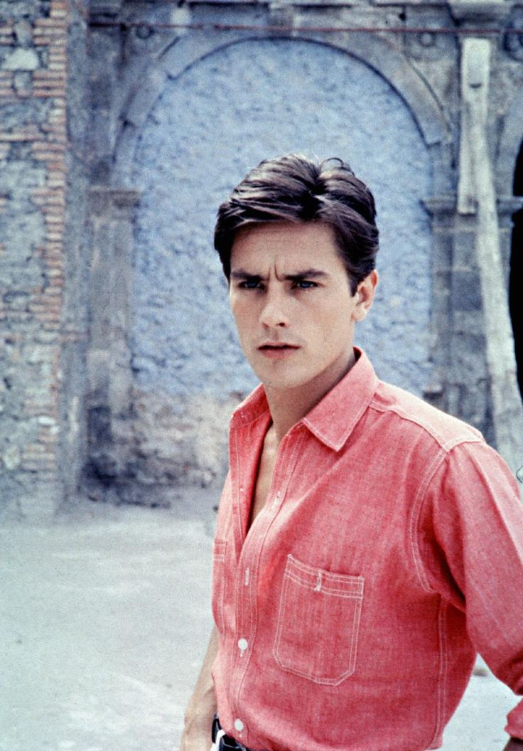 Alain Delon photo gallery - page #5 | ThePlace | Alain ...