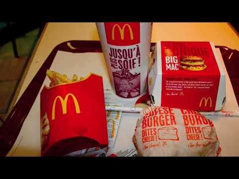 ▶ Fast Food in France: France The French Way - YouTube