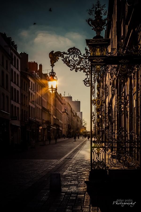 Lamour de soleil, Nancy, France