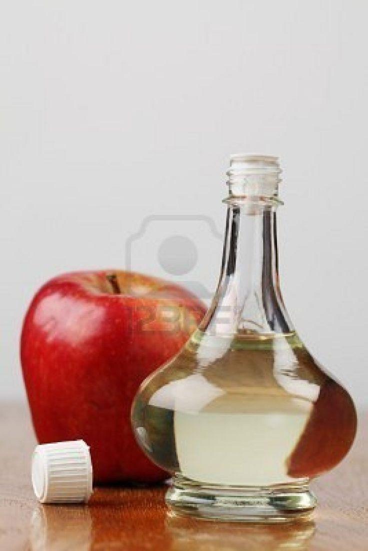 Como Usar el Vinagre de Manzana para Hacer Crecer el Cabello2