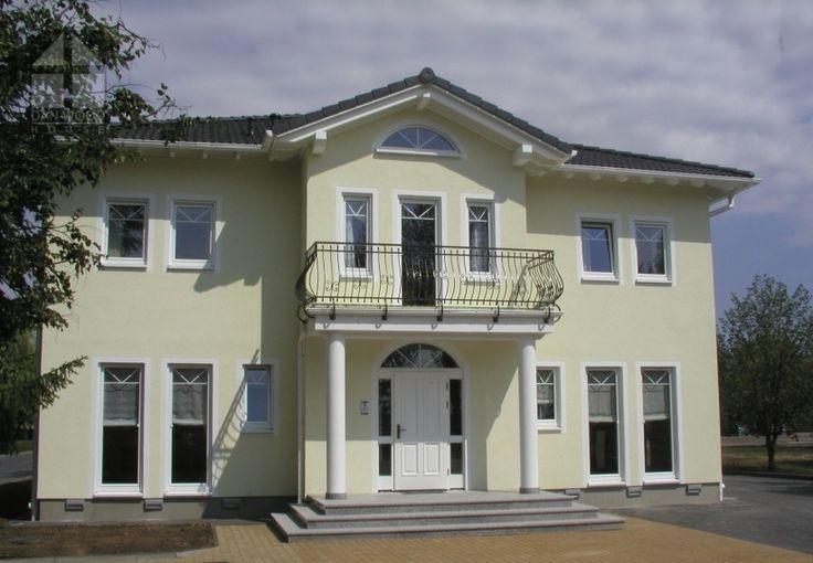 Musterhaus Classic / Bielsk Podlaski / Polen - DAN-WOOD House schlüsselfertige Häuser