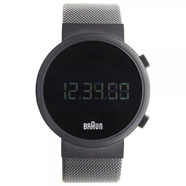17 best images about watch love android wear braun watch black mesh bn0036bkbkmhg buy mens braun watch bn0036bkbkmhg uk