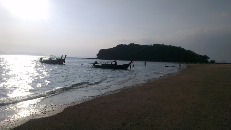 Krabi, Thailand. Dec 2012. Highly recommend!